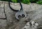 Small Slavic Lunula Pendant Woman