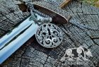 Viking Pendant Replica from Varby Sweden Jelling style Varby Pendant Sterling Silver Viking Necklace Scandinavian Norse Viking Jewelry