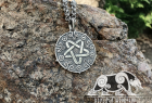 Yennefer Pendant Yennefer Necklace The Witcher inspired The Witcher Medallion  Yennefer Cosplay Witcher Necklace  Sterling Silver Pendant