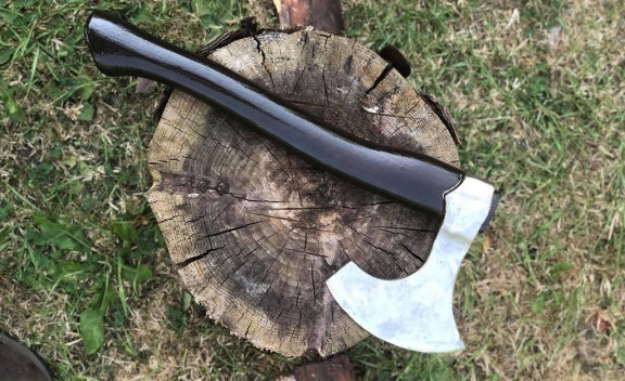 Bearded axe