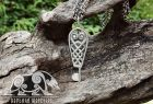 Viking Key Pendant Viking Pendant Replica Sterling Silver Viking Key Necklace Scandinavian Norse Viking Jewelry (3)