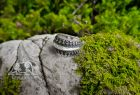 Viking Ring with Traditional Viking Ornament Sterling Silver Ring Massive Ring Scandinavian Сlassic Ornament Ring Norse Ring Viking Jewelry