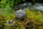 Drakkar Ring Viking Ship Ring Mammen Style Sterling Silver Viking Ring Scandinavian Norse Viking Jewelry
