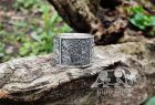 Viking Ring Valsgarde 8 Design (Gamla Uppsala, Sweden) Vendel Ring Sterling Silver Viking Ring Scandinavian Norse Viking Jewelry