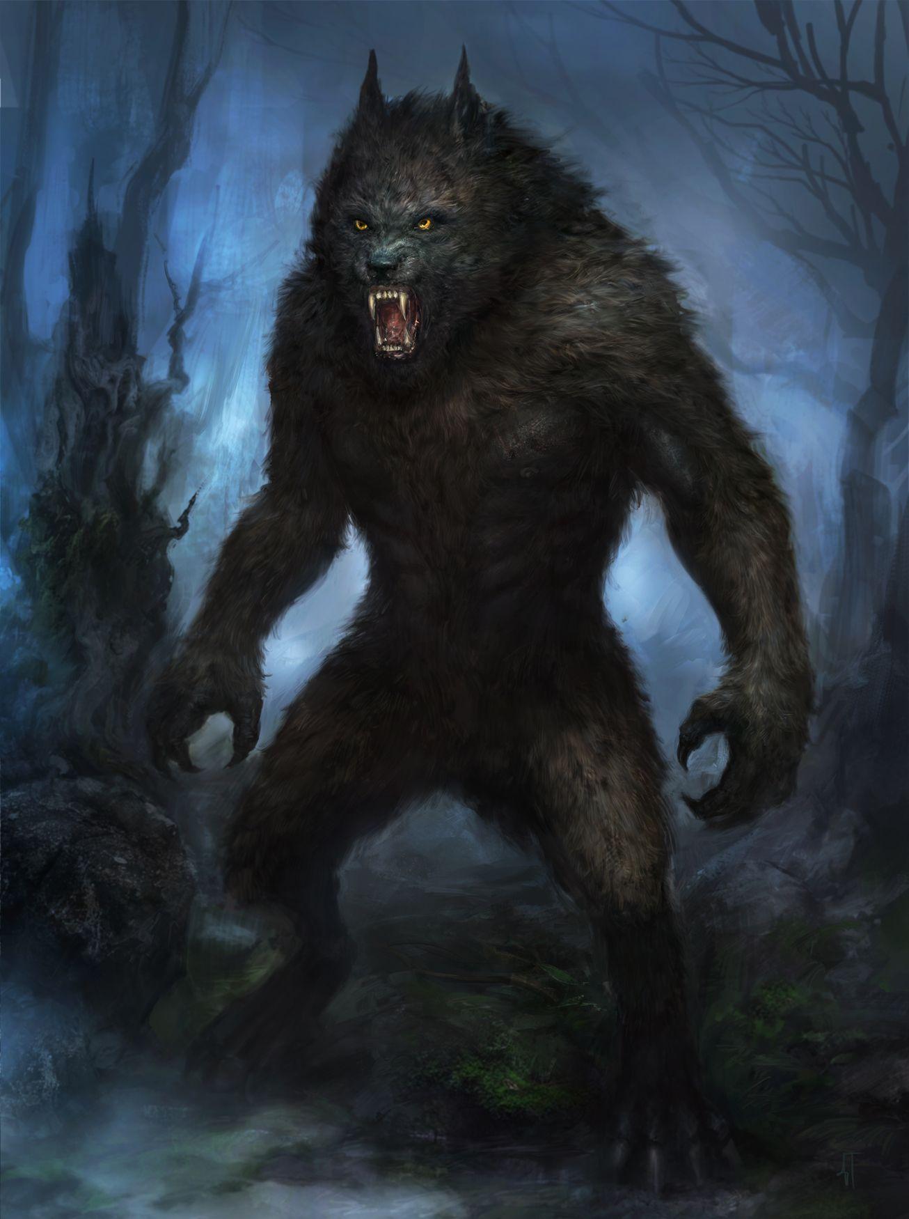 le loup garou fenrir